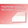 Podatkowa księga przychodów i rozchodów A4 K-1u, 32 strony